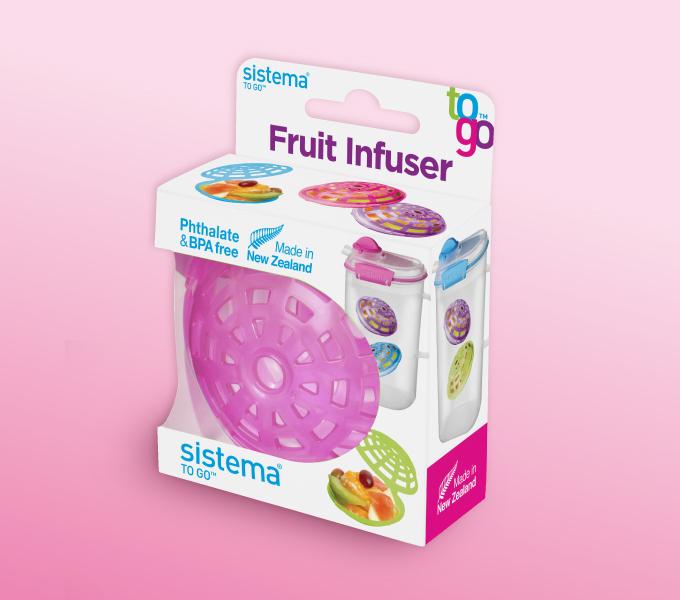 Sistema To Go Fruit Infuser