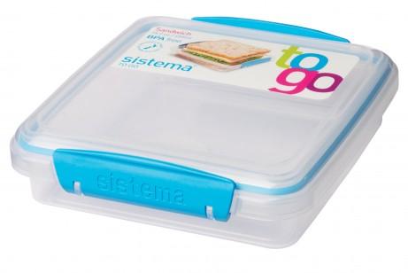 Sandwich Box To Go
